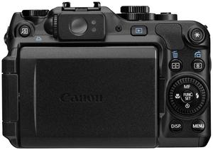 Canon PowerShot G12 schwarz (Article no. 90393849) - Picture #3