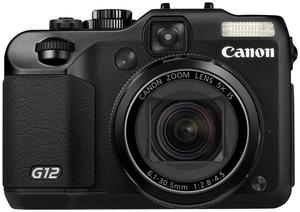 Canon PowerShot G12 schwarz (Article no. 90393849) - Picture #2