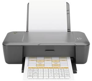 HP DeskJet 1000 A4 MFP (Article no. 90393925) - Picture #3