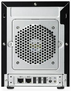 Seagate BlackArmor NAS 400 (Article no. 90394811) - Picture #5