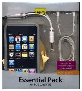 Logic3 iPod touch 4G Essential Pack (item no. 90395596) - Picture #1