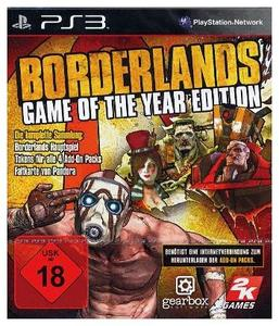 Borderlands: Game of the Year (item no. 90395667) - Picture #1