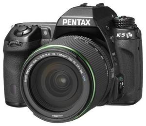 Pentax K-5 18-55mm Kit schwarz, (Article no. 90395791) - Picture #1