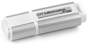 Kingston DataTraveler Ultimate 64GB USB3.0, max. 60 MB/s lesen, max. 80MB/s (Art.-Nr. 90395807) - Bild #2