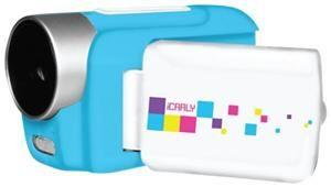 Sakar iCarly DVR Kinder-Camcorder ist dank der einfachen Bedienung der (Article no. 90395862) - Picture #1