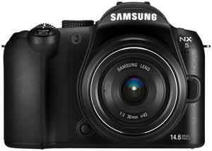 Samsung NX5 18-55mm Kit (Art.-Nr. 90395974) - Bild #3