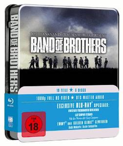 Band of Brothers - Wir waren wie Brüder (6 Disc)  , (Article no. 90396329) - Picture #1