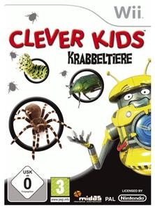 Clever Kids: Krabbeltiere Nintendo Wii, Deutsche Version (Article no. 90396745) - Picture #1