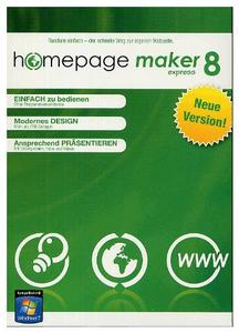 Homepage Maker 8 Express (item no. 90397077) - Picture #1