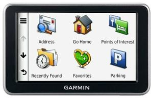 Garmin nvi 2360LT Europa (item no. 90397402) - Picture #2