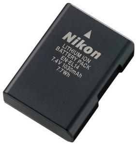 Nikon EN-EL14 Li-Ion Akku (Article no. 90397680) - Picture #4