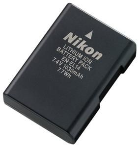 Nikon EN-EL14 Li-Ion Akku (Article no. 90397680) - Picture #3