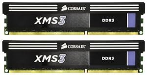 Corsair XMS3 8GB DDR3 Kit (item no. 90398276) - Picture #1