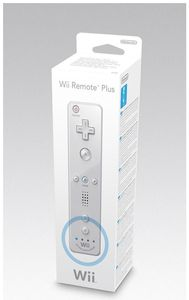 Nintendo Wii Remote Plus weiss (Article no. 90398322) - Picture #1