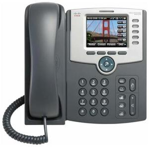 Cisco SPA 525G2 5-Line IP Phone (item no. 90399161) - Picture #1