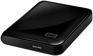 WD My Passport Essential SE 1TB schwarz,  2.5