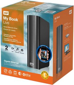 WD My Book Live 2TB (Article no. 90400167) - Picture #5