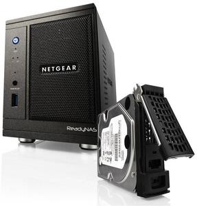 Netgear ReadyNAS Ultra 2 2TB (Article no. 90401401) - Picture #1