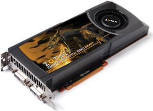 Zotac GeForce GTX580 AMP!-Edition (item no. 90401658) - Picture #1