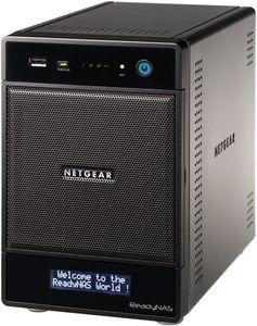 Netgear ReadyNAS Ultra 4+ 4x 3.5