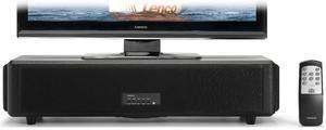 Lenco SB-100 Soundbar schwarz Stück 6.1 System, 80 Watt, Audio Cinch, (Art.-Nr. 90402494) - Bild #1