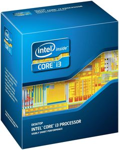 Intel Core i3-3240 Boxed (item no. 90461234) - Picture #1