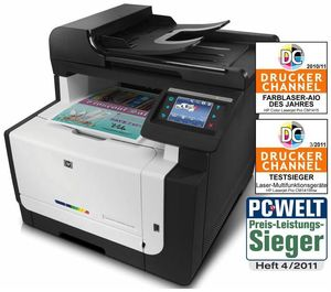 HP Color LaserJet Pro CM1415FNW MFP (Article no. 90404055) - Picture #2