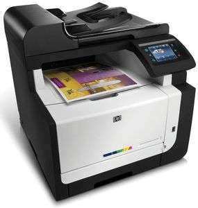 HP Color LaserJet Pro CM1415FNW MFP (Article no. 90404055) - Picture #1
