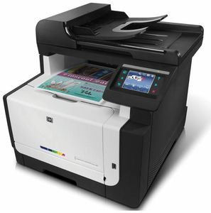 HP Color LaserJet Pro CM1415FNW MFP (Article no. 90404055) - Picture #3