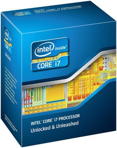 Intel Core i7-2600K Boxed (Article no. 90404525) - Picture #1