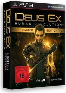 DEUS EX: Human Revolution Ltd.Ed. DEUS EX: Human Revolution Limited Editio (Article no. 90405049) - Picture #1