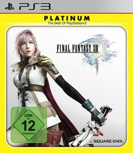 Final Fantasy XIII Platinum Sony PS3, Deutsche Version (Article no. 90405052) - Picture #1