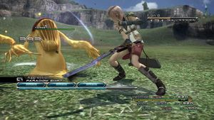 Final Fantasy XIII Platinum Sony PS3, Deutsche Version (Article no. 90405052) - Picture #4