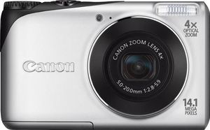 Canon PowerShot A2200 silber (item no. 90405185) - Picture #4