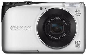 Canon PowerShot A2200 silber (item no. 90405185) - Picture #1