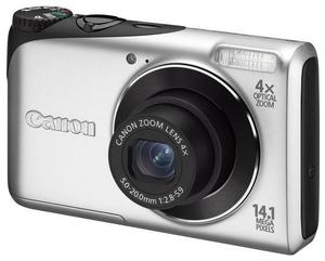 Canon PowerShot A2200 silber (item no. 90405185) - Picture #3