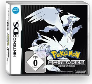 Pokémon schwarze Edition (black) Nintendo DS (Art.-Nr. 90405248) - Bild #2