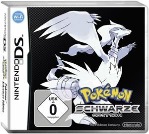 Pokémon schwarze Edition (black) Nintendo DS (Art.-Nr. 90405248) - Bild #1