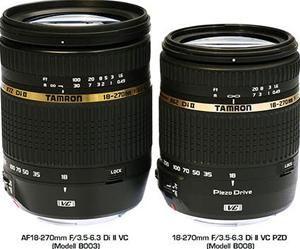 Tamron 3.5-6.3/18-270 Di II VC PZD N/AF (Article no. 90405671) - Picture #2