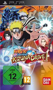 Naruto Shippuden: Kizuna Drive Sony PSP, Deutsche Version (Article no. 90405810) - Picture #1