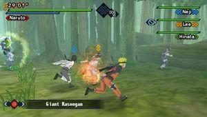 Naruto Shippuden: Kizuna Drive Sony PSP, Deutsche Version (Article no. 90405810) - Picture #3
