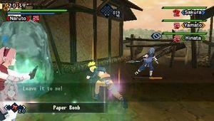 Naruto Shippuden: Kizuna Drive Sony PSP, Deutsche Version (Article no. 90405810) - Picture #4