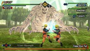 Naruto Shippuden: Kizuna Drive Sony PSP, Deutsche Version (Article no. 90405810) - Picture #2