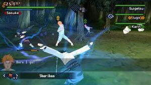 Naruto Shippuden: Kizuna Drive Sony PSP, Deutsche Version (Article no. 90405810) - Picture #5