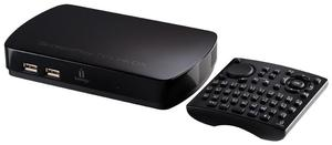 Iomega ScreenPlay DX HD 2TB HDMI, Composite, S/PDIF, 3x USB2.0, LAN, (Article no. 90406369) - Picture #1