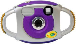 Crayola Kidz Digital Camera lila (item no. 90406785) - Picture #1
