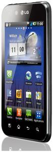 LG Optimus P970 schwarz Android 10.2cm, 800x480 Touchscreen, ARM Cortex (Article no. 90406958) - Picture #2