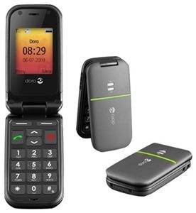Doro PhoneEasy 409gsm schwarz (Article no. 90406976) - Picture #1