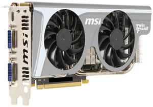 MSi N560GTX-Ti Twin Frozr II/OC (Article no. 90407063) - Picture #2