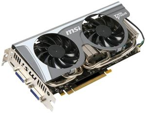MSi N560GTX-Ti Twin Frozr II/OC (Article no. 90407063) - Picture #1